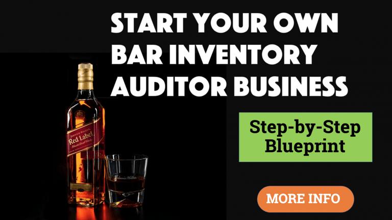 bar inventory auditor